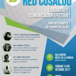 Flyer Congreso COSALUD